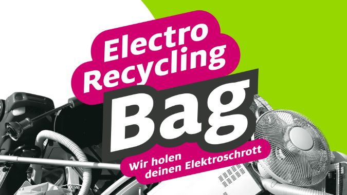 Electro Recycling Bag